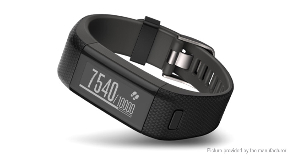 Garmin Vivosmart HR +: A GPS Watch In The Bracelet Of Activities