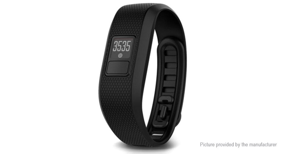 Garmin Vivofit3 Smart Sports Bracelet Wristband White
