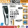 Wahl-Cordless-Rechargeable-Professional-Hair-Clipper-Shaver-Trimmer-Grooming-Set-0-11